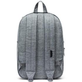 Herschel Settlement Mid-Volume Backpack 17L, raven crosshatch